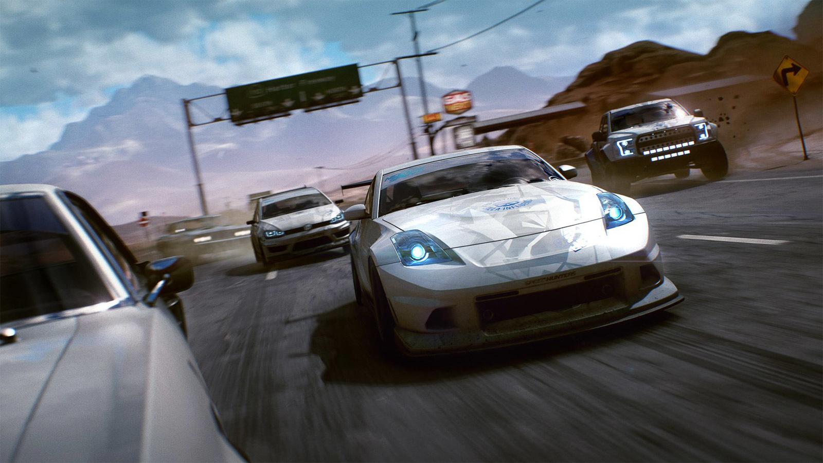 Лучшие автомобильные игры уходящего года 2