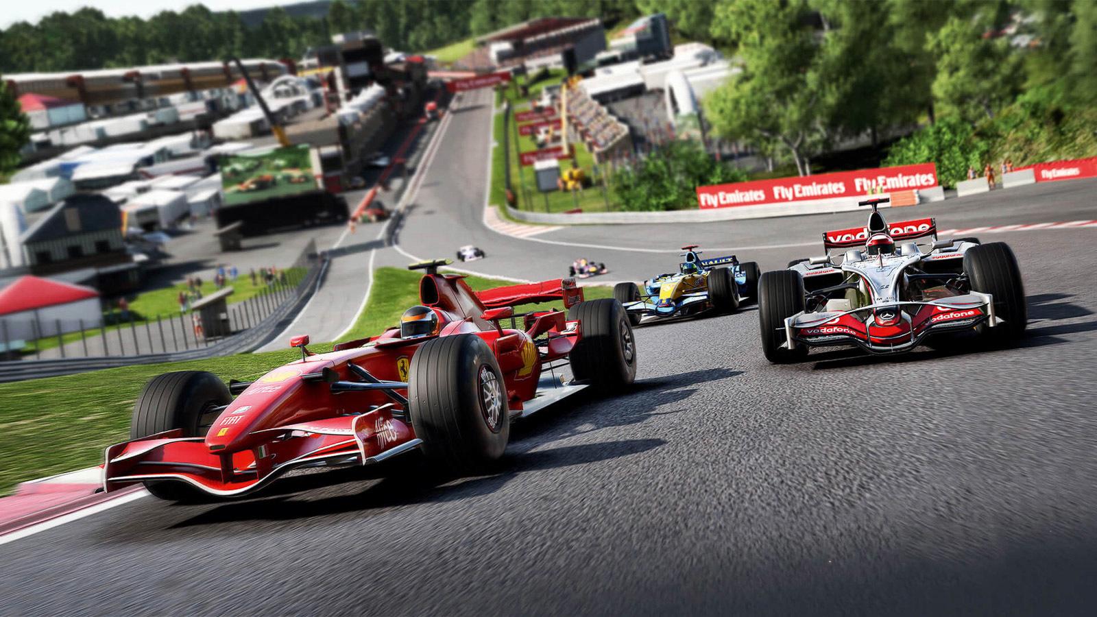 Лучшие автомобильные игры уходящего года 5