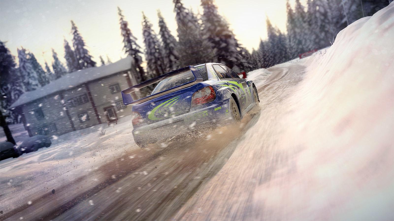Лучшие автомобильные игры уходящего года 7