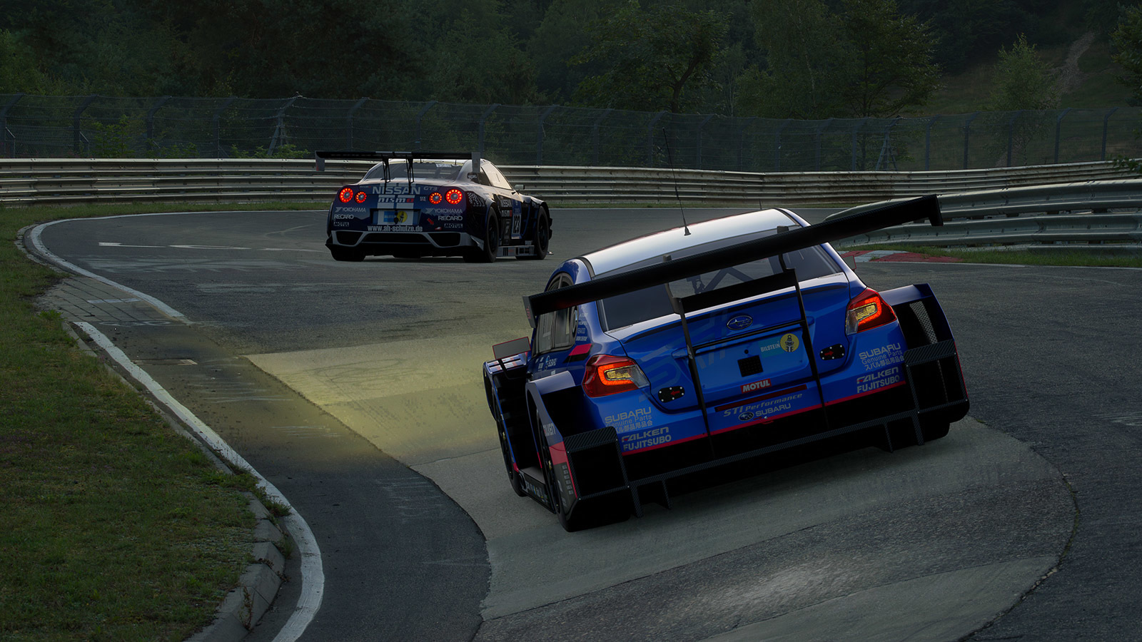Лучшие автомобильные игры уходящего года 9