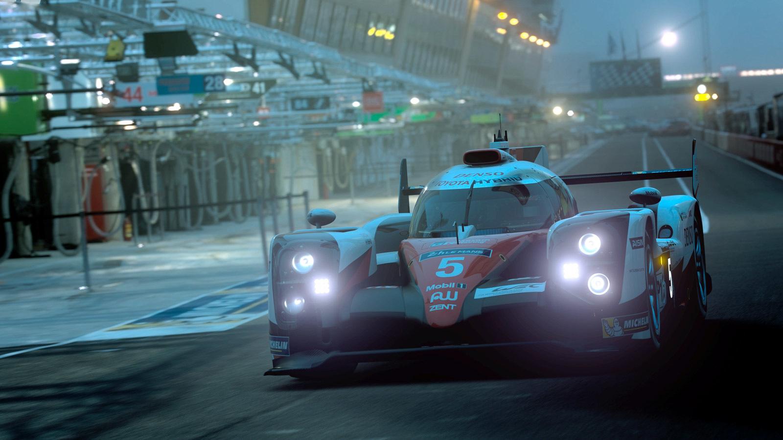 Лучшие автомобильные игры уходящего года 10