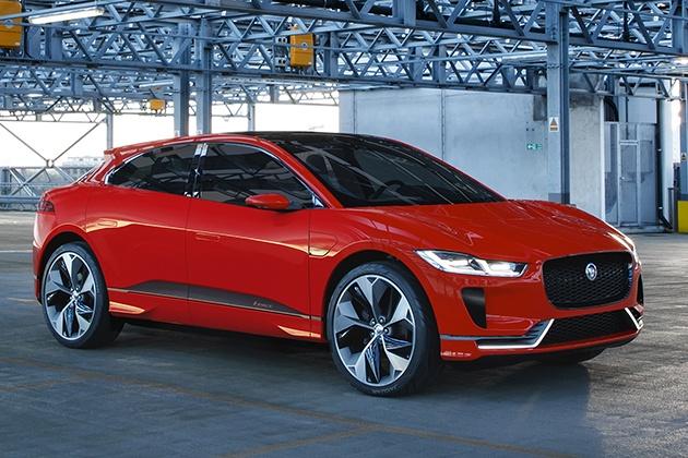 Первый серийный электромобиль Jaguar готовится к премьере 2