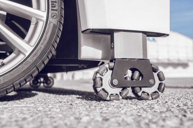 «Маршрутка без водителя»: компания Rinspeed представила беспилотную «капсулу» 4