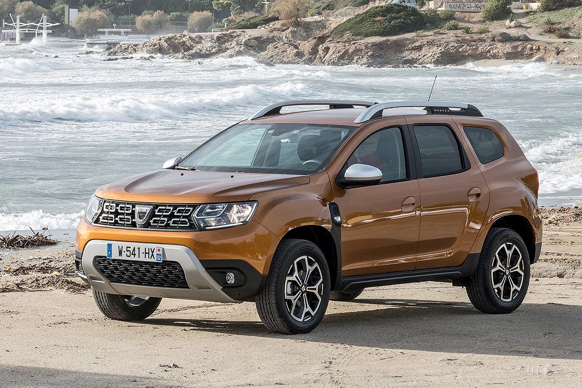 Второе поколение доступного внедорожника: тест-драйв Dacia Duster 5