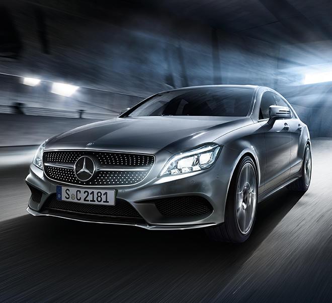 Новый Mercedes-Benz CLS получил ценник 1