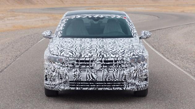 Volkswagen «дразнит» изображениям новой Jetta 2
