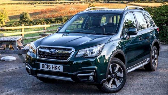 В Subaru рассказали о премьере нового Forester 1