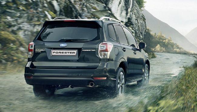 В Subaru рассказали о премьере нового Forester 2