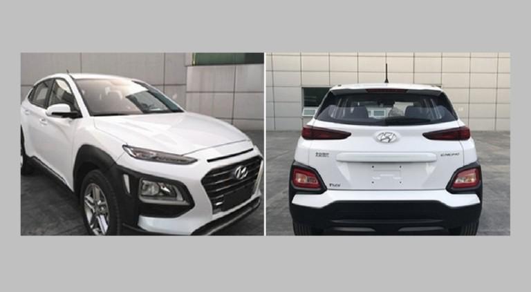 Кроссовер Hyundai Kona получит новый дизайн 1