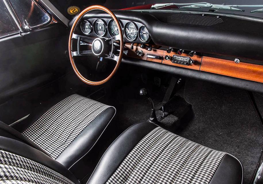 Компания Porsche показала «древнейший» 911-й 2