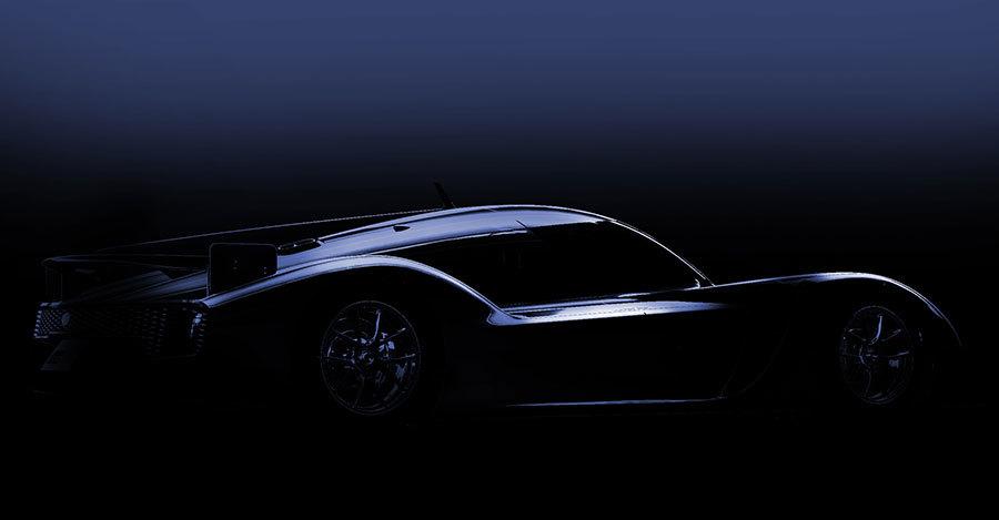 Toyota продемонстрировала силуэт новой модели 1