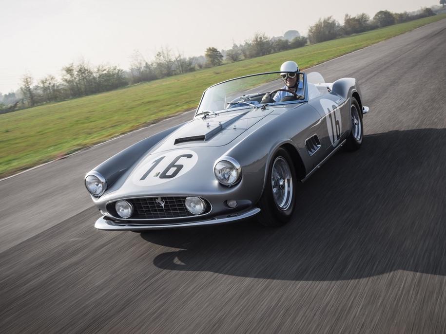 «Древнейший» Ferrari реализовали за 18 миллионов долларов 1