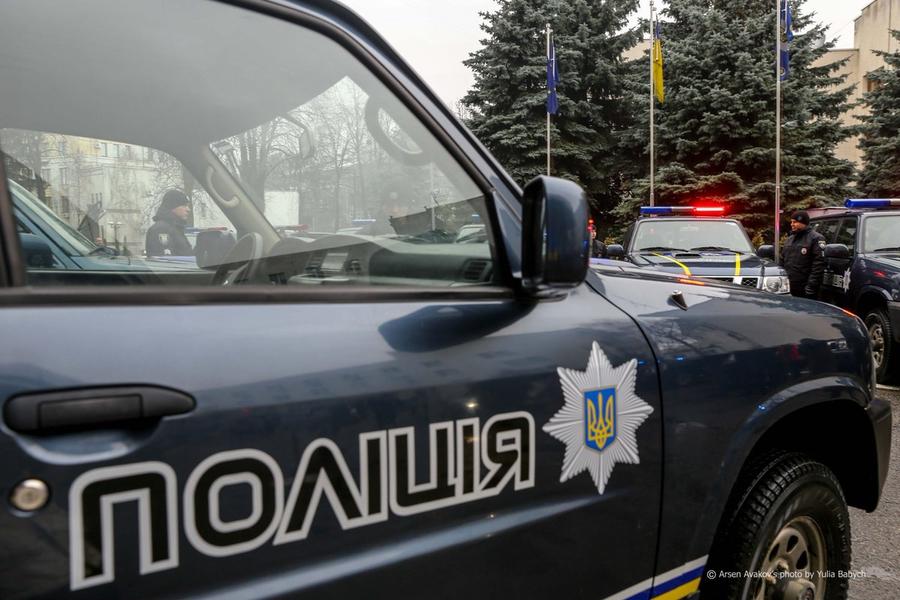 Украинских полицейских пересадят на «Ниссаны» 1