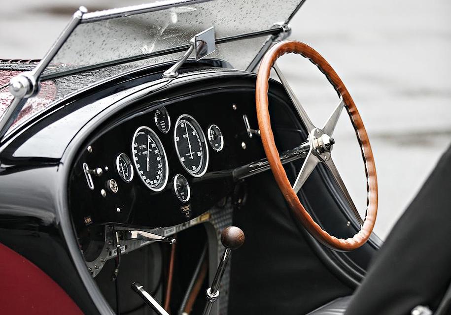 Роскошный родстер 1931 года выставят на продажу 2