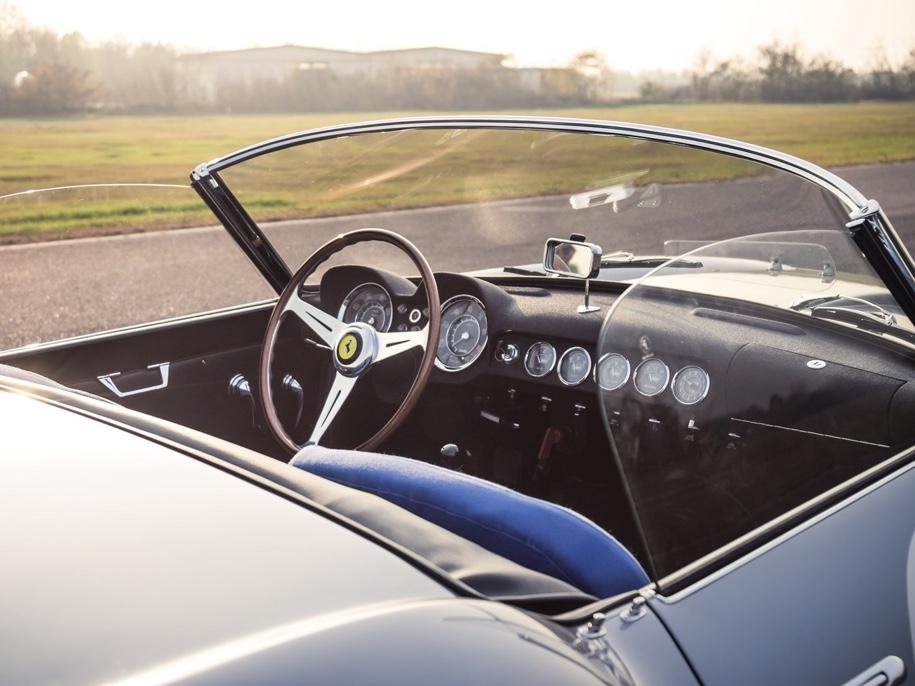 «Древнейший» Ferrari реализовали за 18 миллионов долларов 3