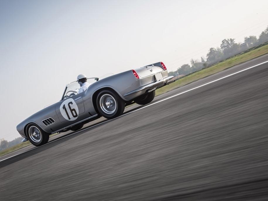 «Древнейший» Ferrari реализовали за 18 миллионов долларов 2
