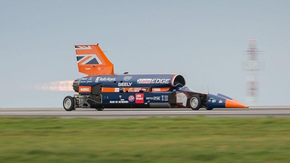 Самый быстрый на планете автомобиль разгонят до 800 километров в час 2