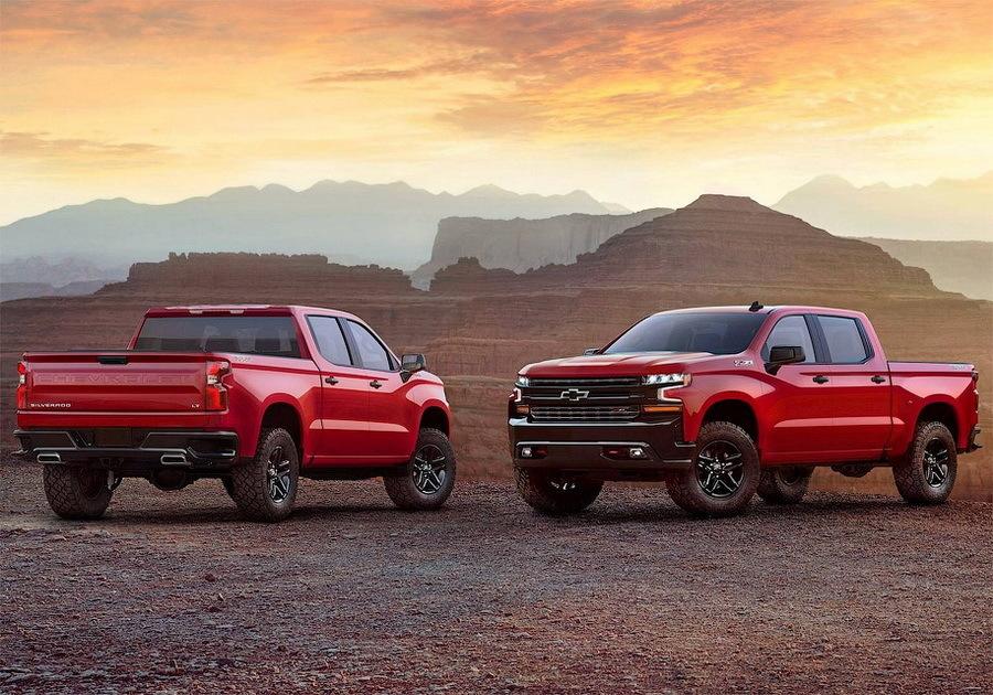 Очень большой Chevrolet стал «современным и крутым» 1