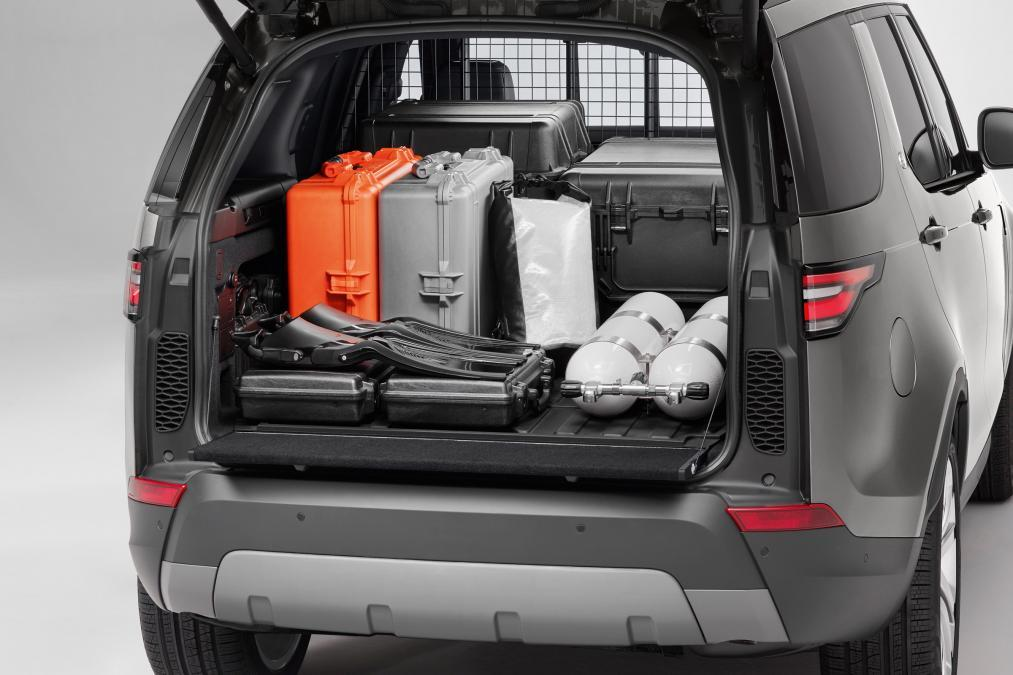 Land Rover представил «очень дорогой» внедорожник 3