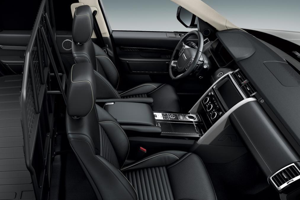 Land Rover представил «очень дорогой» внедорожник 2