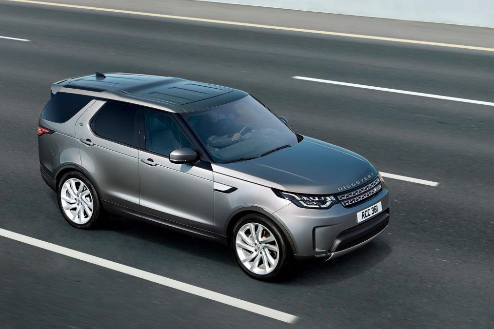 Land Rover представил «очень дорогой» внедорожник 1