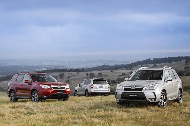 Одометры Subaru показывают неверные сведения о пробеге автомобилей 2