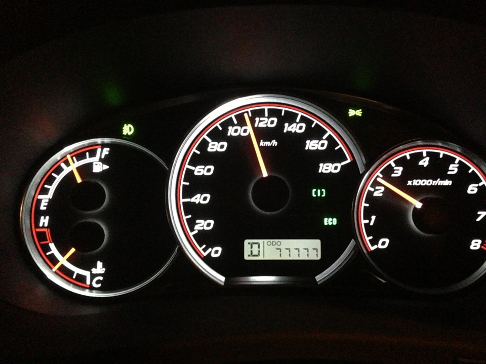 Одометры Subaru показывают неверные сведения о пробеге автомобилей 1