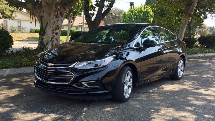 Популярная модель Chevrolet останется без механической коробки передач 2