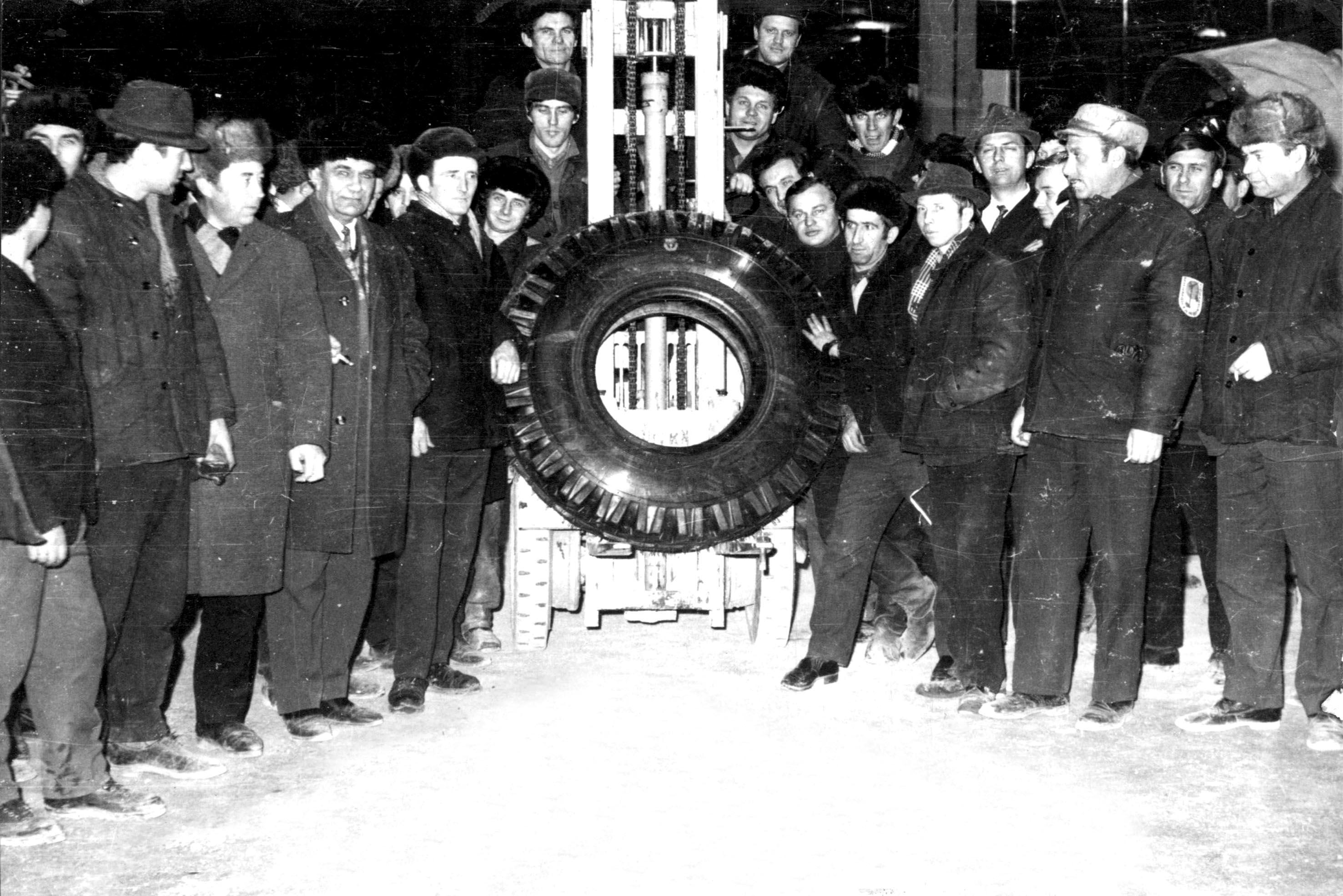 45 лет неисчерпаемой энергии белоцерковских шинников – от прошлого к настоящему 2