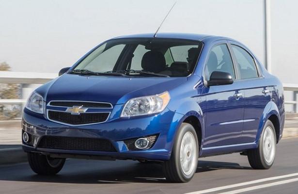 Новый Chevrolet Aveo полностью провалил краш-тест 1