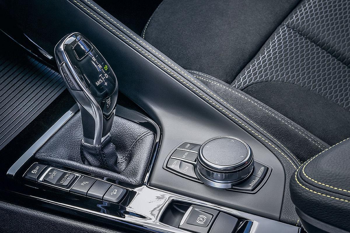 «Малый, да удалый»: тест-драйв кросс-купе BMW X2 7