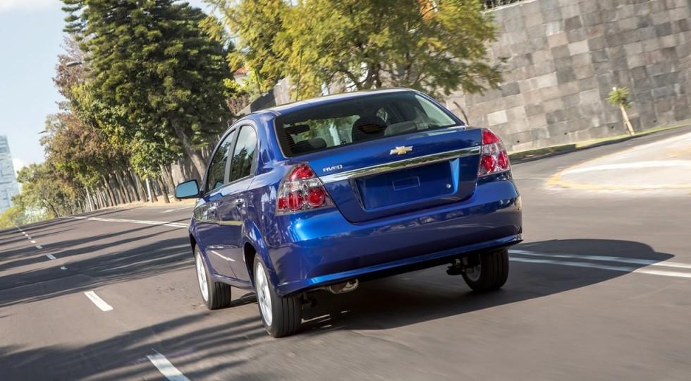 Новый Chevrolet Aveo полностью провалил краш-тест 2