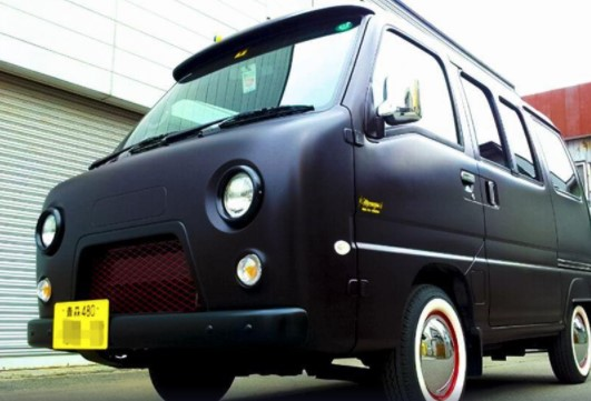 Японцы превращают местные автомобили в «УАЗы» 1