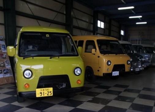 Японцы превращают местные автомобили в «УАЗы» 3
