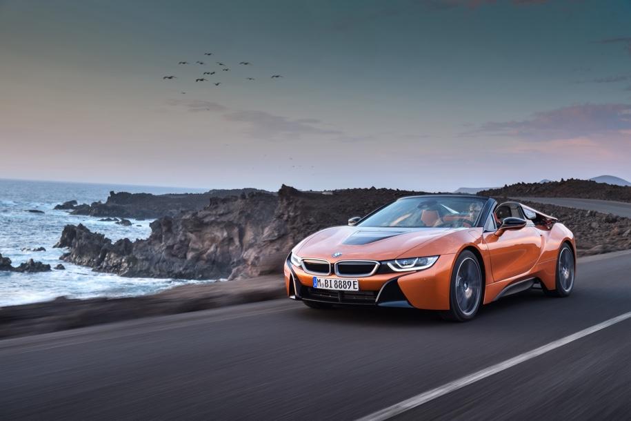 BMW будет испытывать автомобили на чехах 2