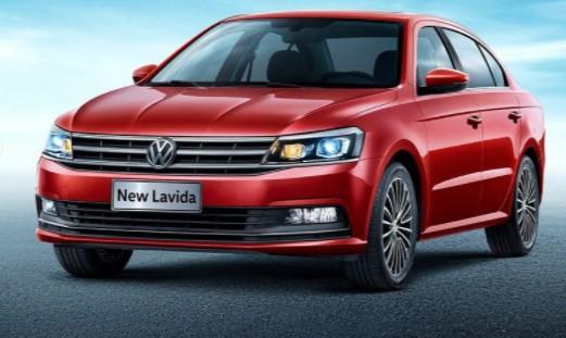 Volkswagen готовит премьеру седана Lavida нового поколения 1
