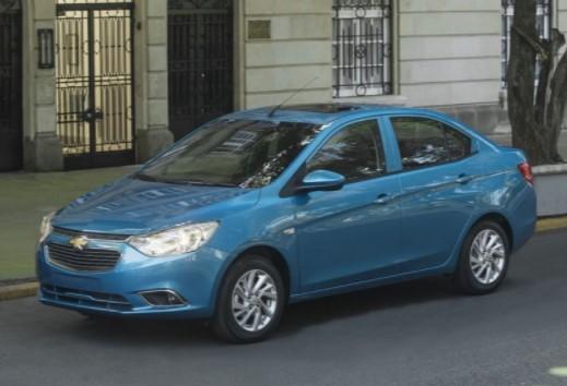 Компания Chevrolet презентовала «другой» Aveo 1