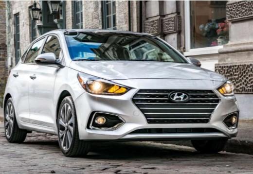 Hyundai представил Accent нового поколения 1