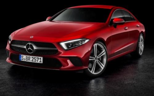 Новый Mercedes-Benz CLS получил ценник 3