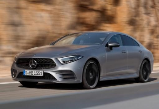 Новый Mercedes-Benz CLS получил ценник 4