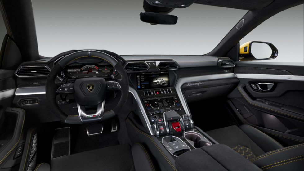 Сможет ли кроссовер Lamborghini Urus покорить Нюрбургринг 2