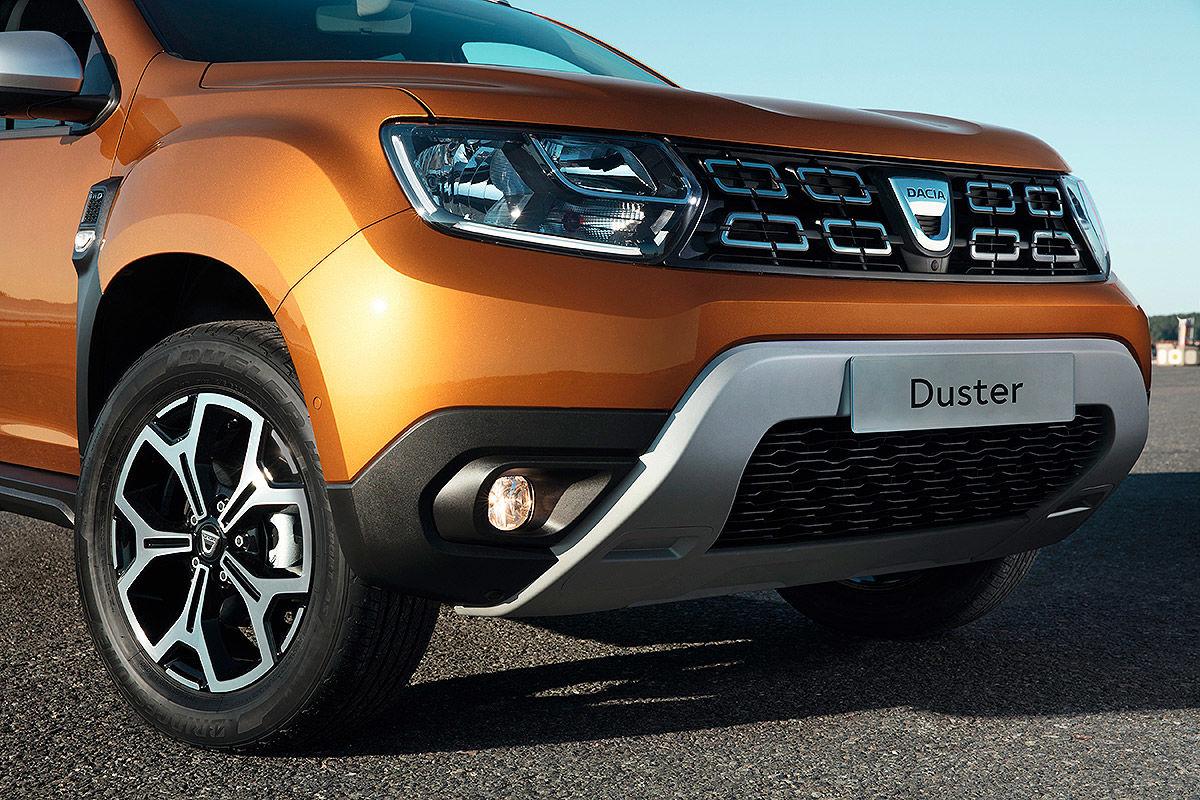 Второе поколение доступного внедорожника: тест-драйв Dacia Duster 1