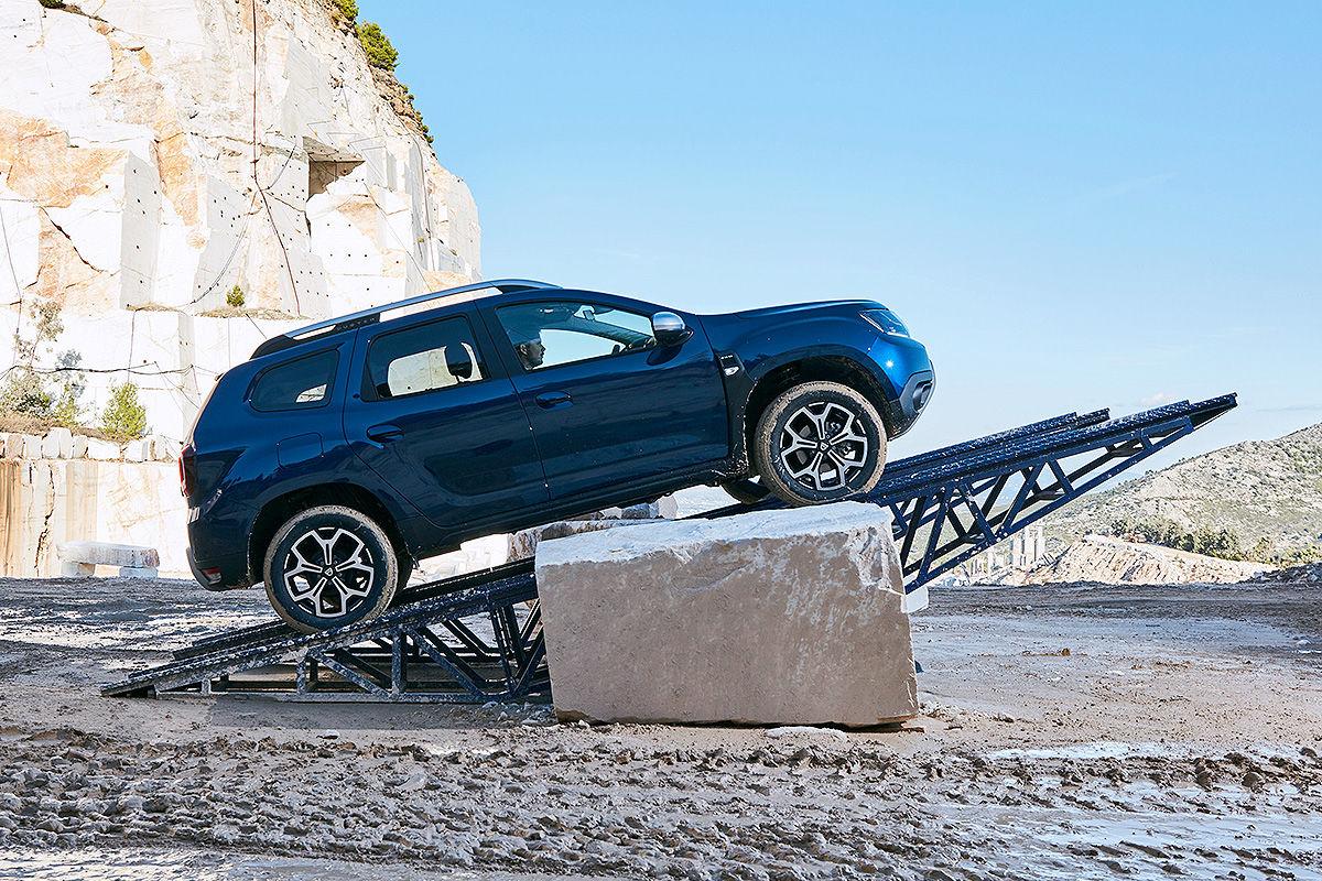 Второе поколение доступного внедорожника: тест-драйв Dacia Duster 4