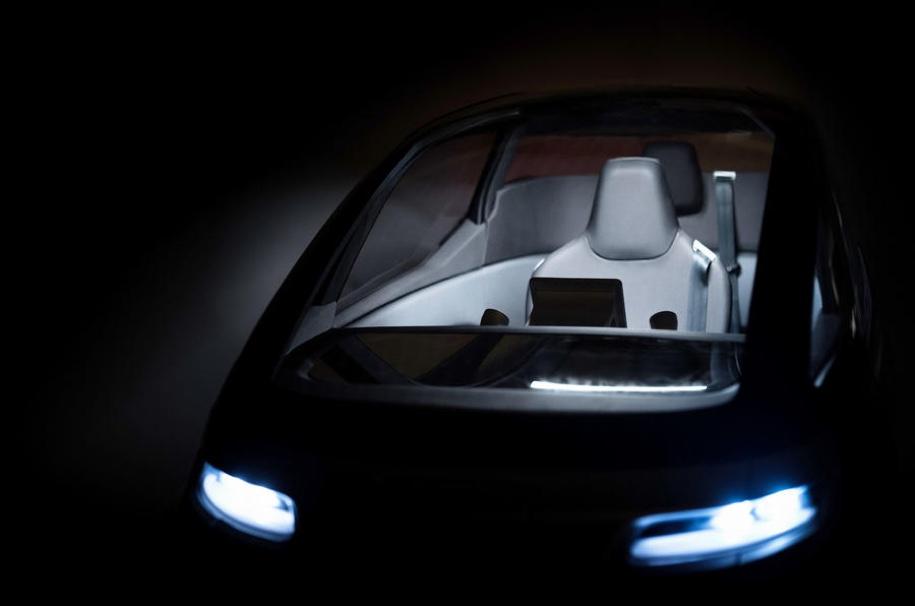 Шведский стартап представил электромобиль Uniti One 2