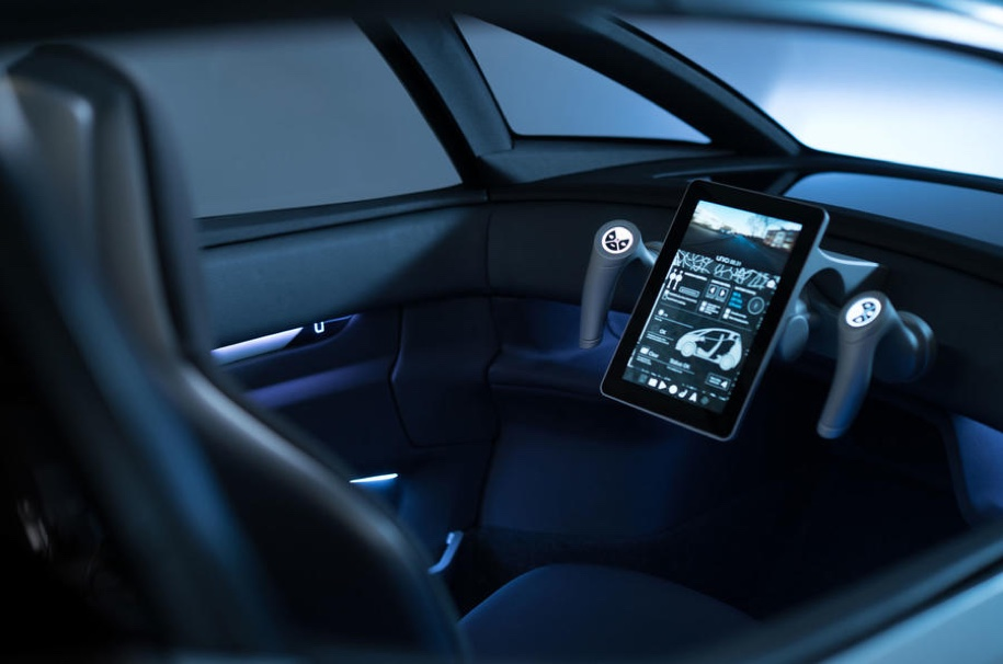Шведский стартап представил электромобиль Uniti One 3