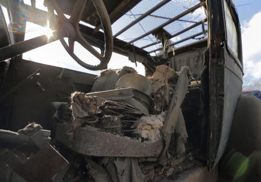 В США найден автомобиль 1927 года, который полвека простоял в гараже 2