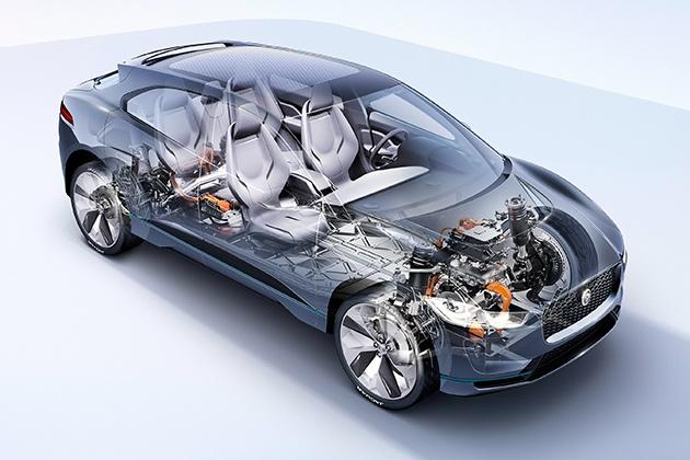Первый серийный электромобиль Jaguar готовится к премьере 1