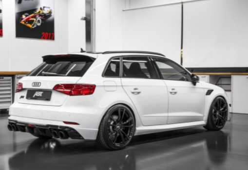 Немецкие тюнеры построили 500-сильный Audi RS3 2