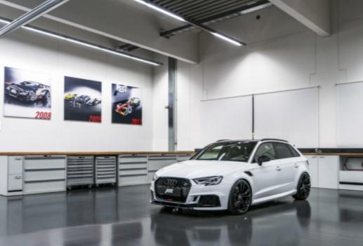Немецкие тюнеры построили 500-сильный Audi RS3 1