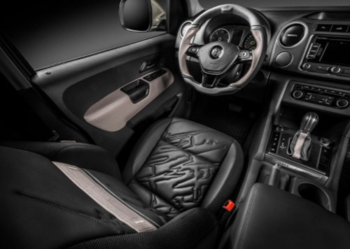 Тюнеры поработали над Volkswagen Amarok 3